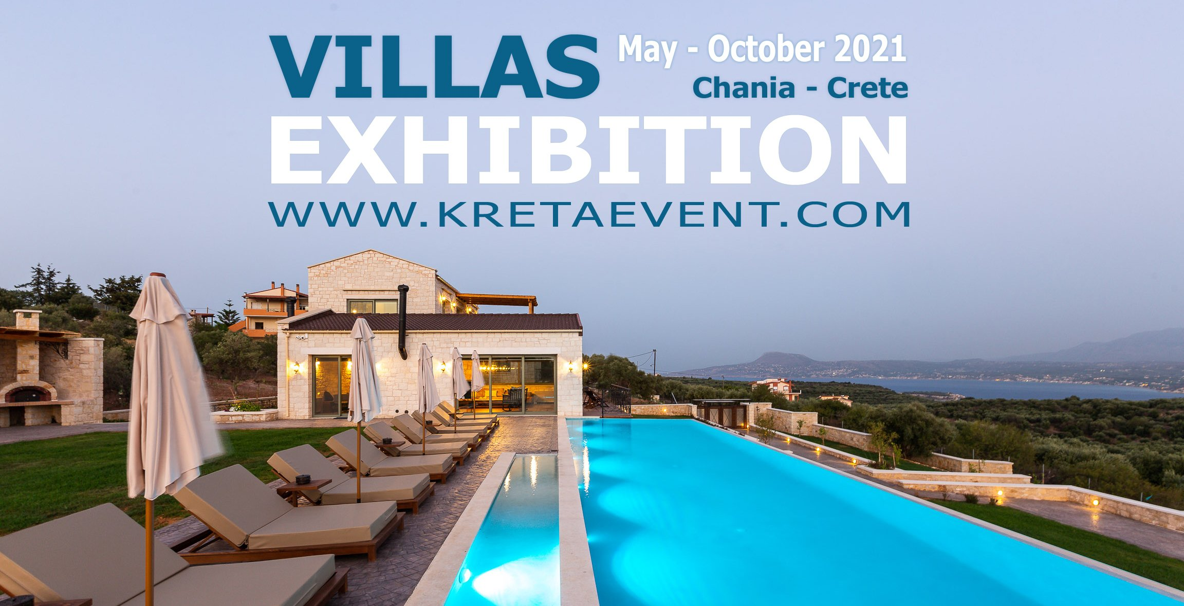 Banner Villas Exhibition 2021